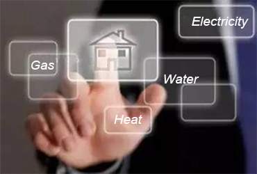 Water/Gas/Heat & Electricity Meter AMR/AMI Solution